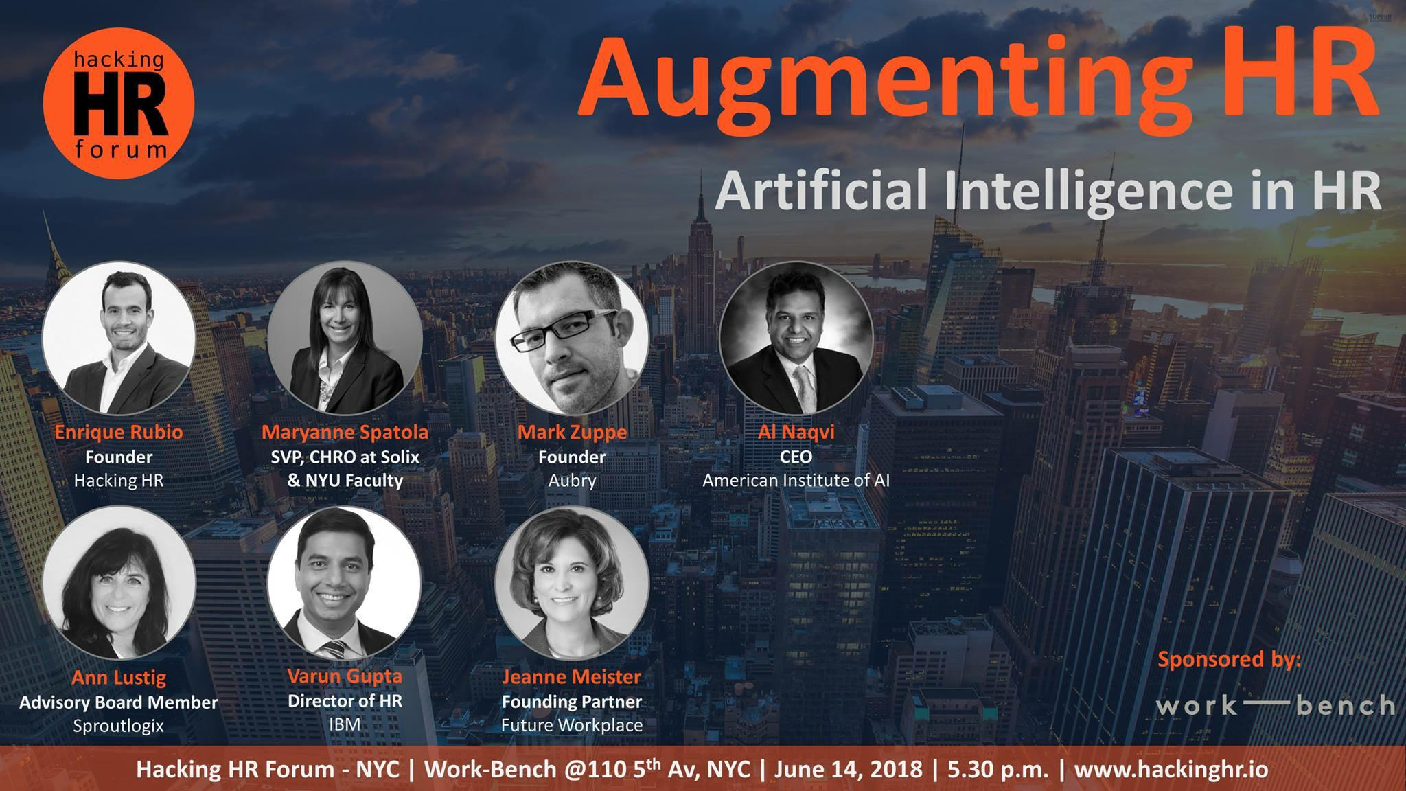 Augmenting HR: Artificial Intelligence in HR